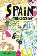 Spain The Cookbook
