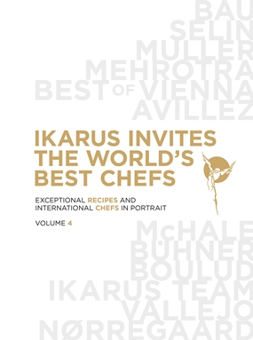 Ikarus invites the world's best chefs VOL4
