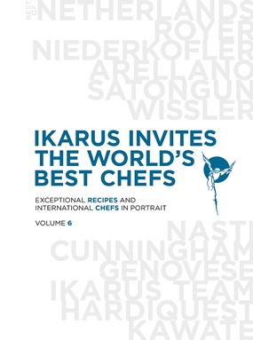 Ikarus invites the world's best chefs VOL6